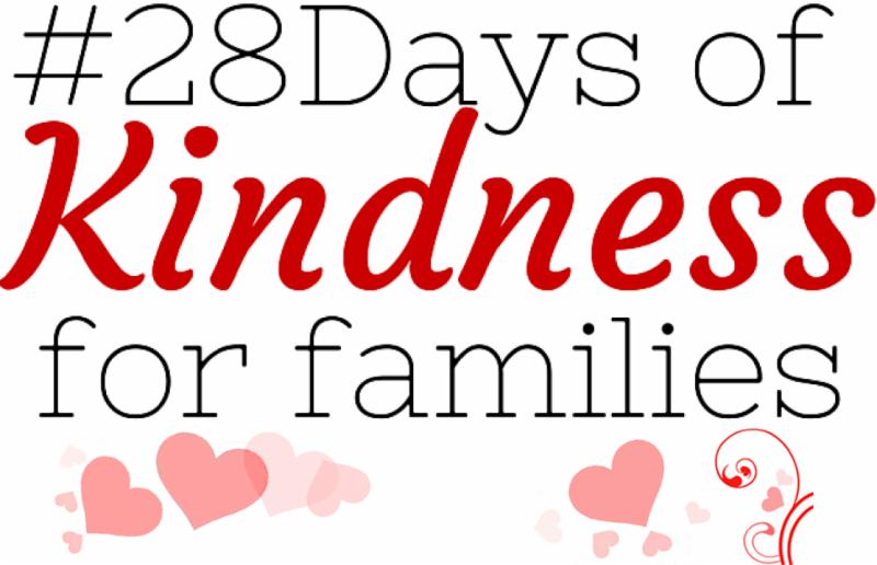 28 Days of Kindness