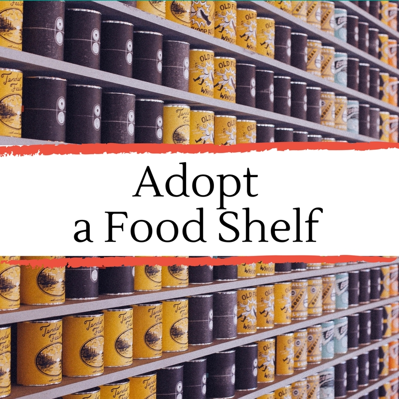 Adopt a Food Shelf