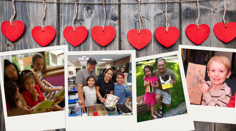 Join DGT's Facebook group  to connect with like-minded families committed to doing good!