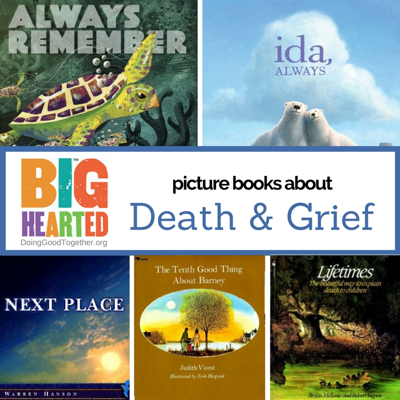 Death Grief Books
