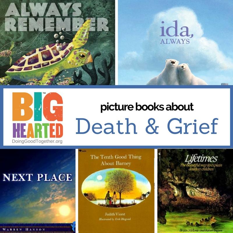 Death Grief Books