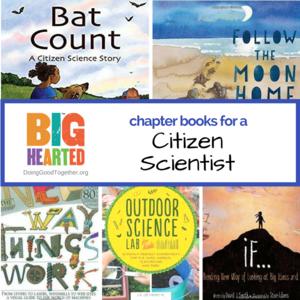 citizen science books