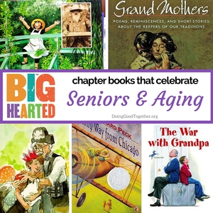 Chapter Books that Celebrate Aging