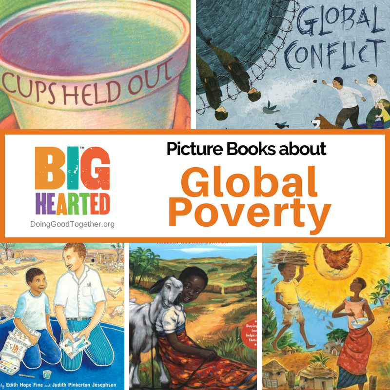 5 Big-Hearted Books About Global Poverty