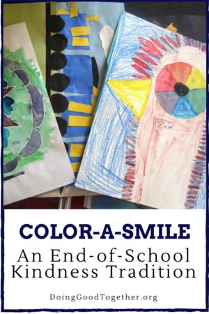 Copy of color a smile