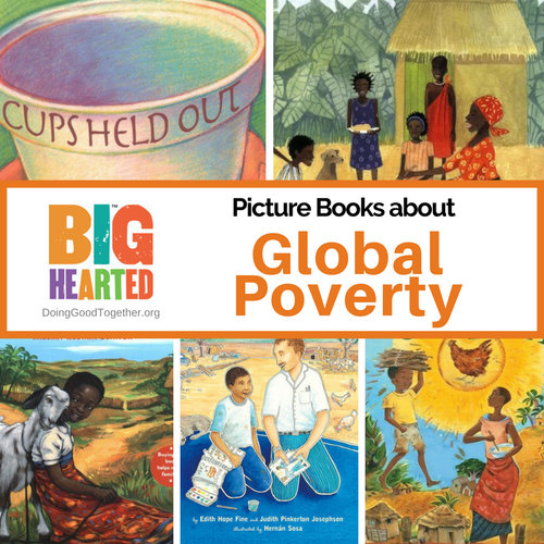 Click the image above for a growing list of books about global poverty.