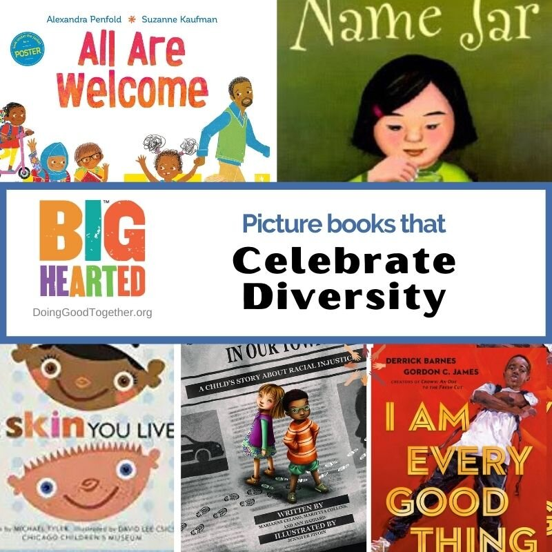 Picture Books that Celebrate Diversity