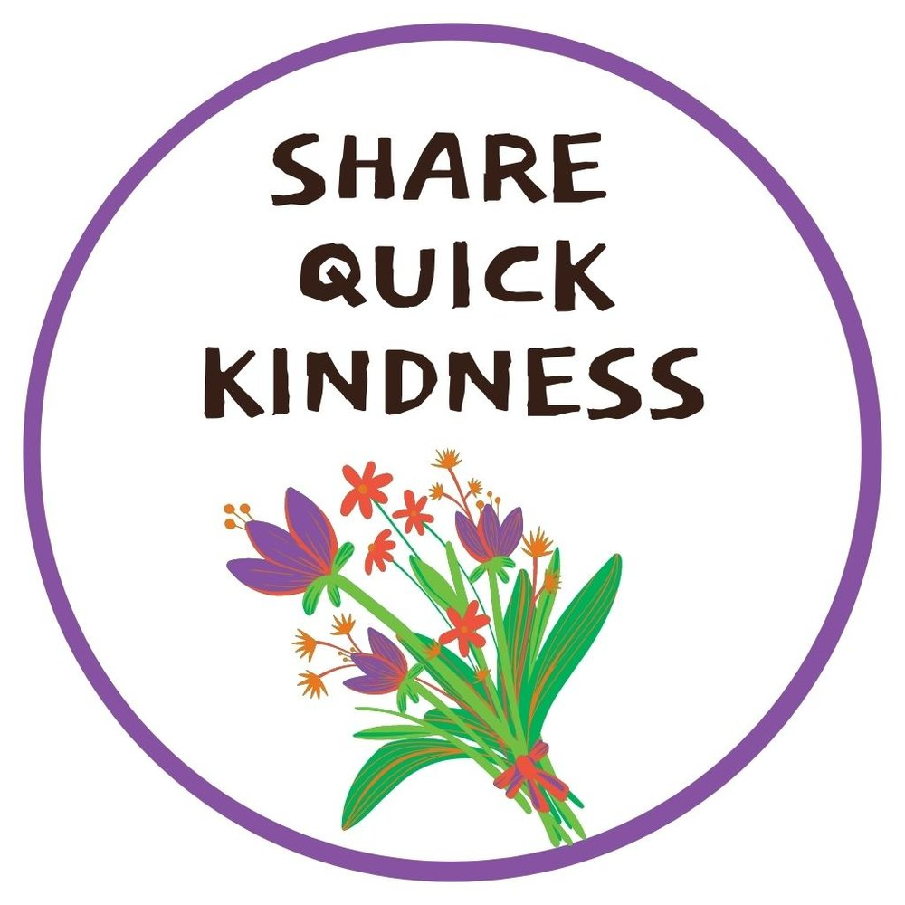 """""""There are no small acts of kindness. Every compassionate act makes large the world."""" - Mary Anne Radmacher"""