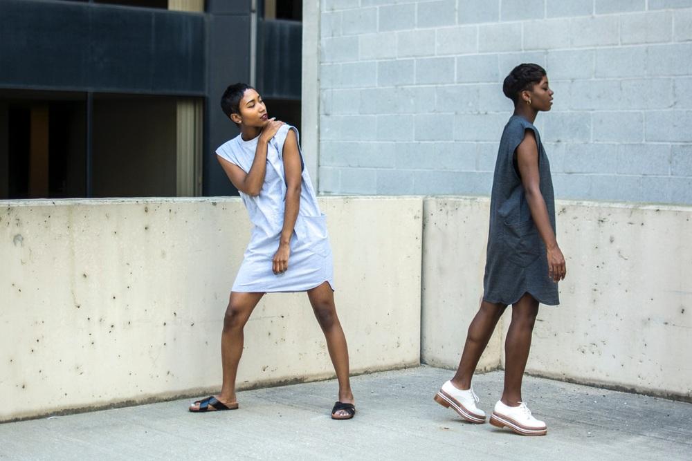 wearing iridium clothing