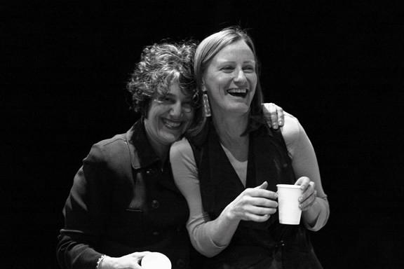 Susan Worthman & Elizabeth Glenewinkel