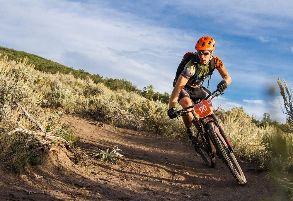 Scott Kelley getting after it in Park City P2P. Great performance for him hot on the heels of Leadville. He is a Bad Muther Fu... Shut your mouth, Hey I am just talking about Scot Kelley