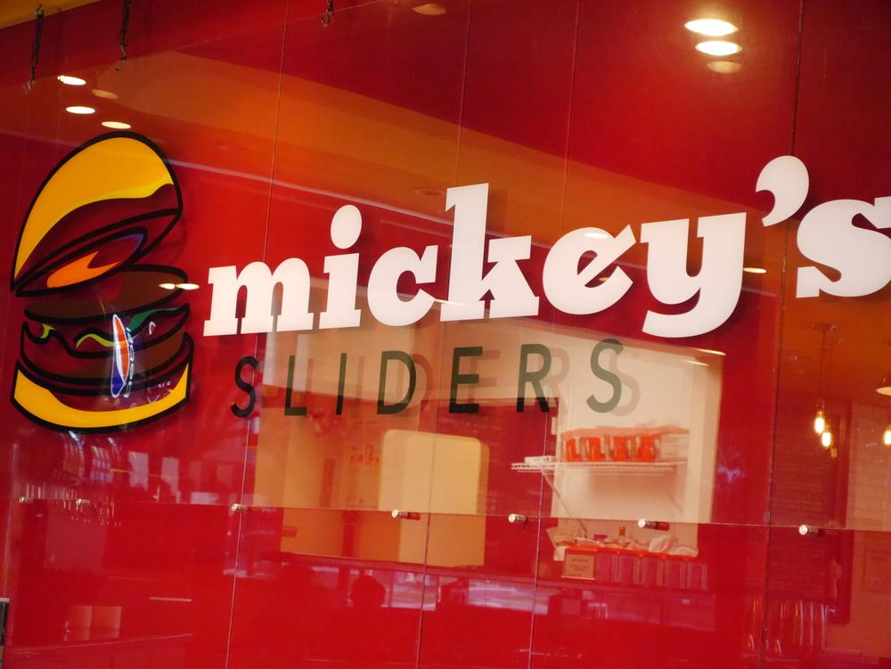 Mickey's!!
