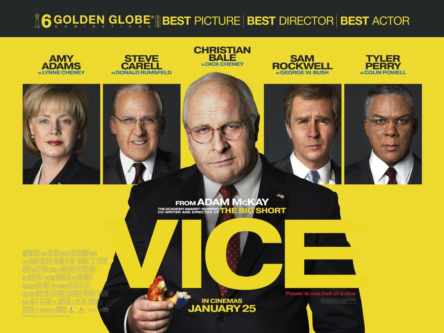"Cinephile No. 764 ""Vice"""