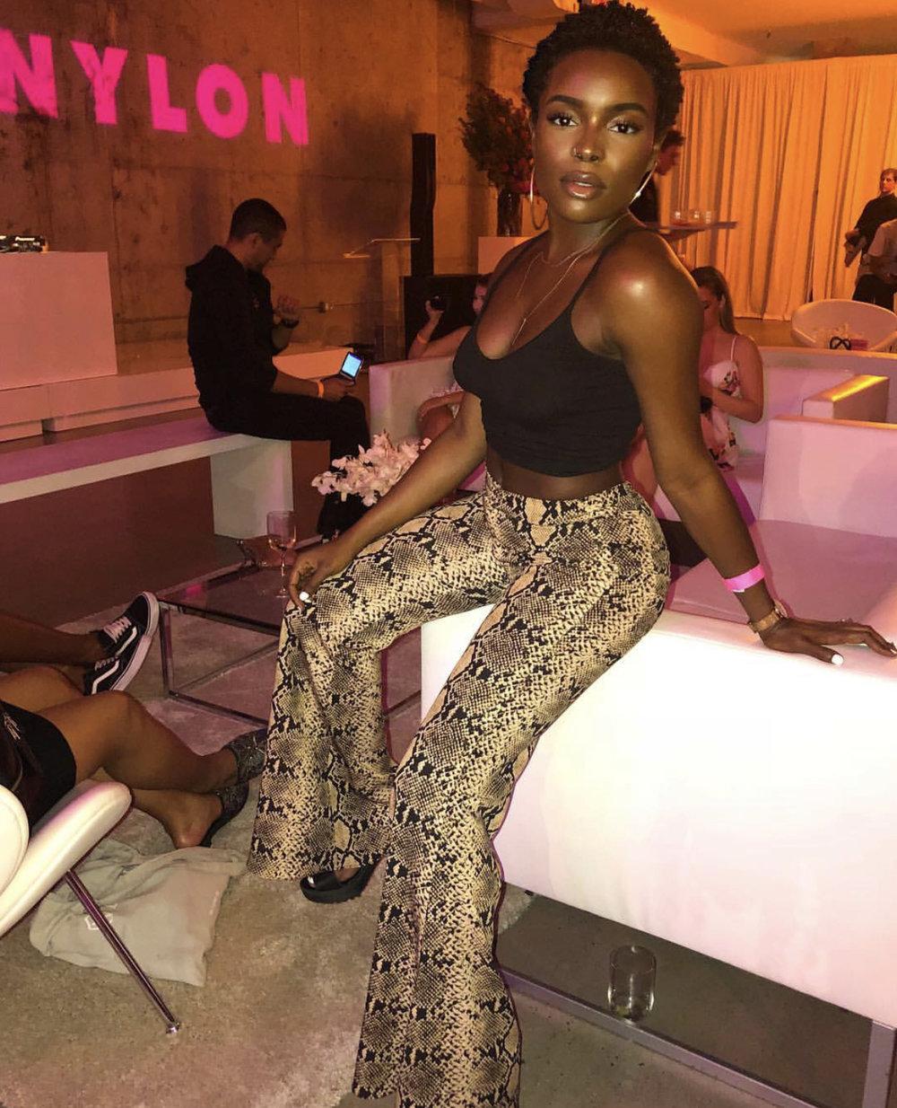 Avielle Amor attending Nylon Beauty Awards Presented by Clairisonic