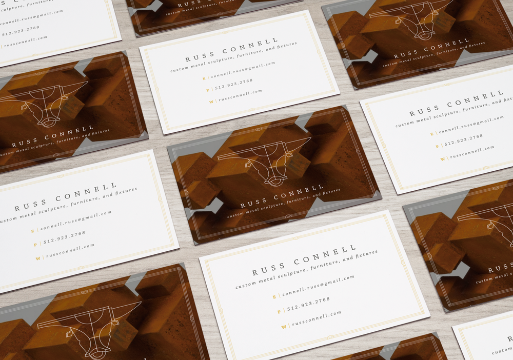 Branding + business cards