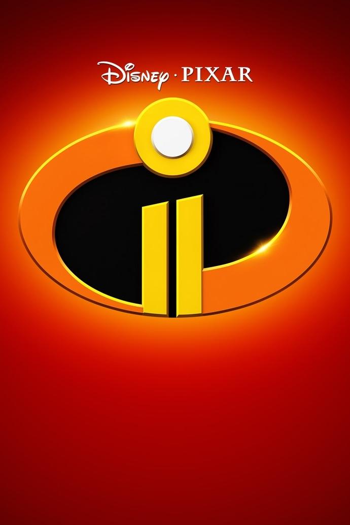 Pixar: Incredibles 2
