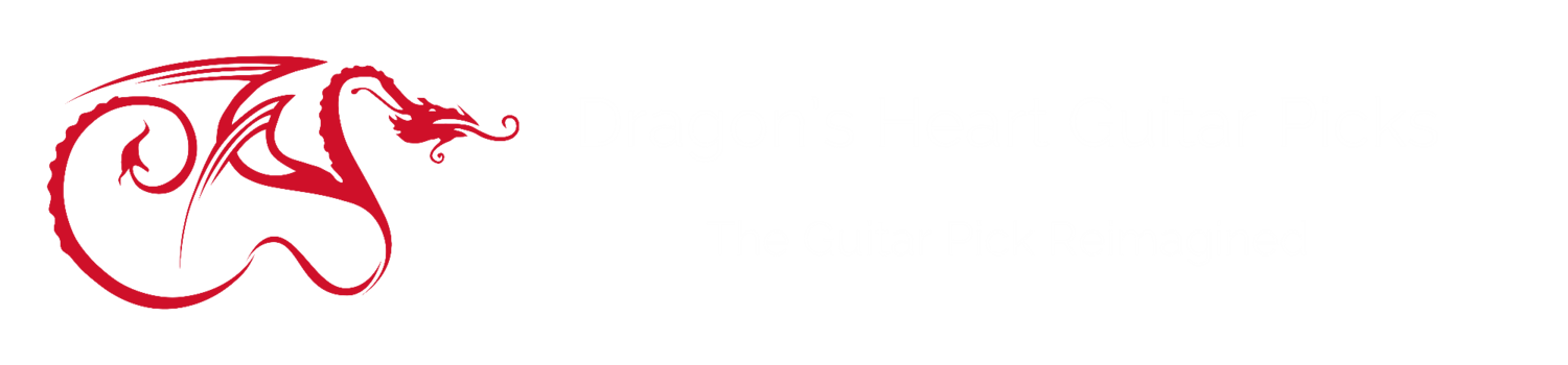 Dragon's Heart Guitar Picks