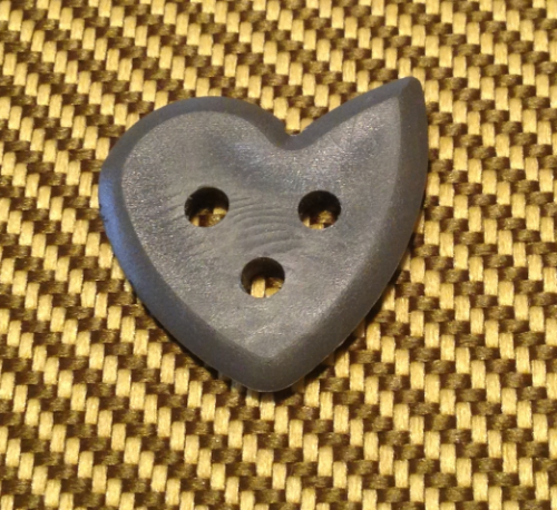 3-Hole Punch Dragon Heart Picks