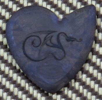Hardened Dragon's Heart Guitar Picks