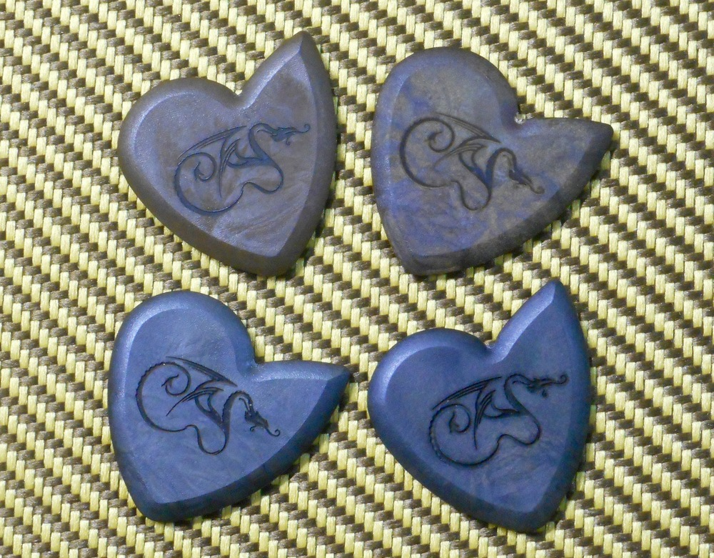 Dragons Heart 4 Pack