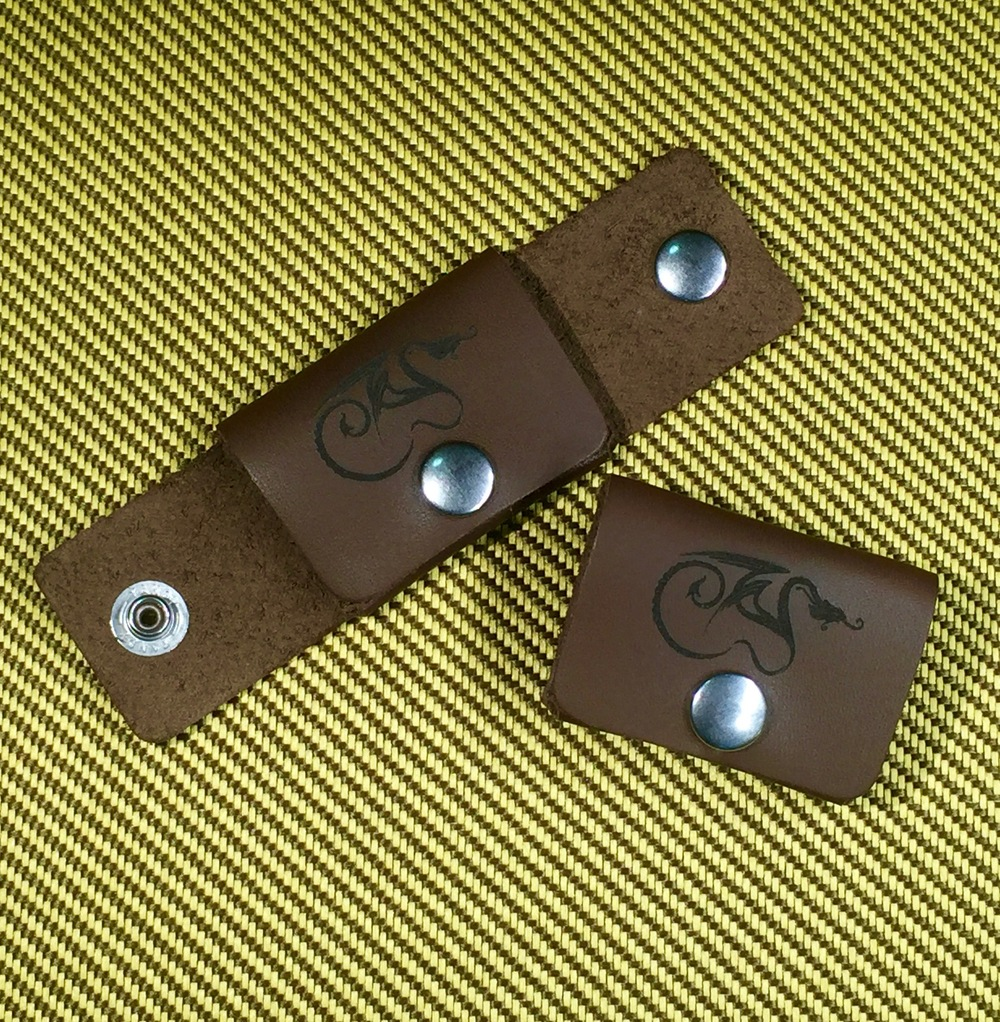 Strap Mounted Pick holders