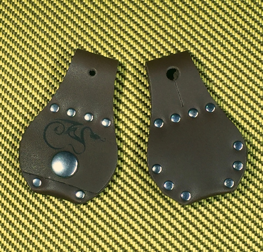 Strap-Button Mounted Pick holders