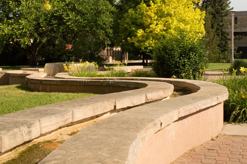 CSU Fountain, Fort Collins, CO    Nikon D3200 • Nikon 18-55mm lens • 32mm • F/11 • 1/50s ISO 100