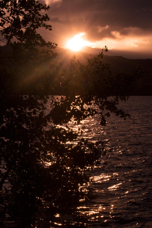 Horsetooth Reservoir, Fort Collins, CO  Nikon D3200 • Nikon 18-55mm lens • 55mm • F/22 • 1/800s • ISO 800