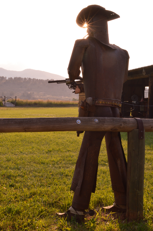 Masonville, CO    Nikon D3200 • Nikon 18-55mm lens • 30mm • F/29 • 1/25s • ISO 200