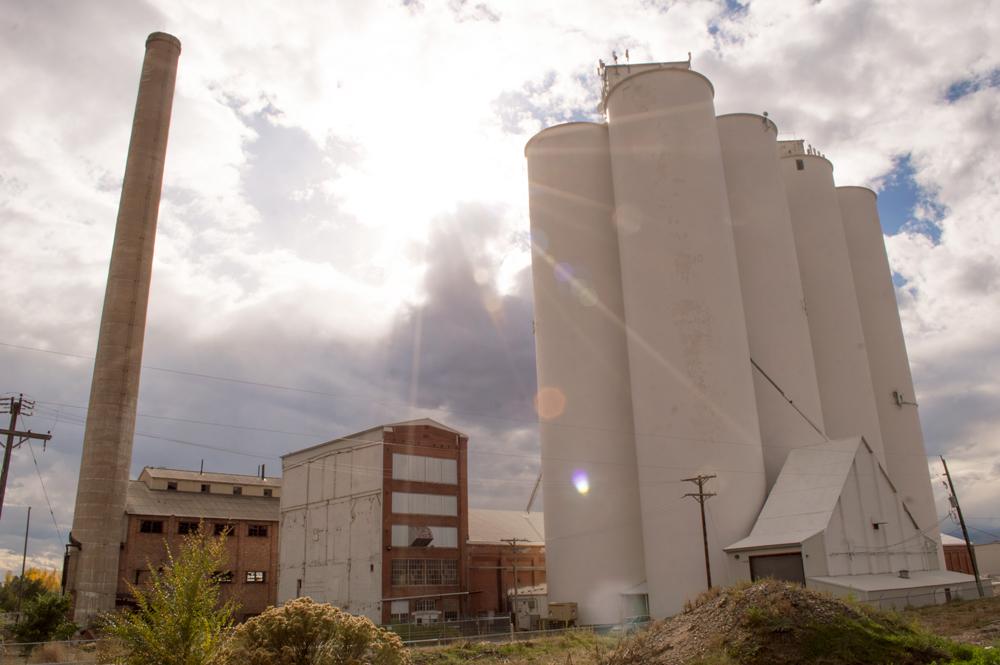 GW Sugar Plant, Loveland, CO    Nikon D3200 • Nikon 18-55mm lens • 18mm • F/22 • 1/250s • ISO 200