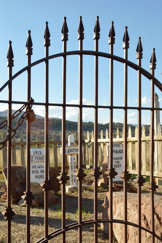 Masonville Cemetery  Nikon D3200 • Nikon 18-55mm lens • 24mm • F/9 • 1/125s • ISO 100