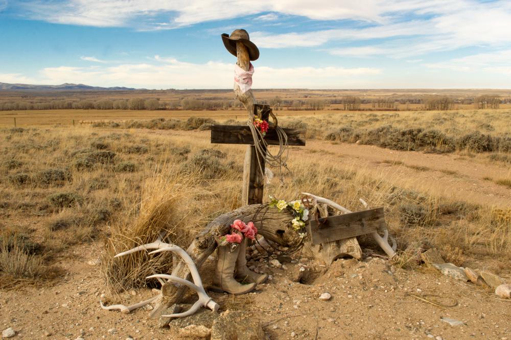 Cowboy's Last Rodeo  Nikon D3200 • Nikon 18-55mm lens • 22mm • F/25 • 1/100s • ISO 400
