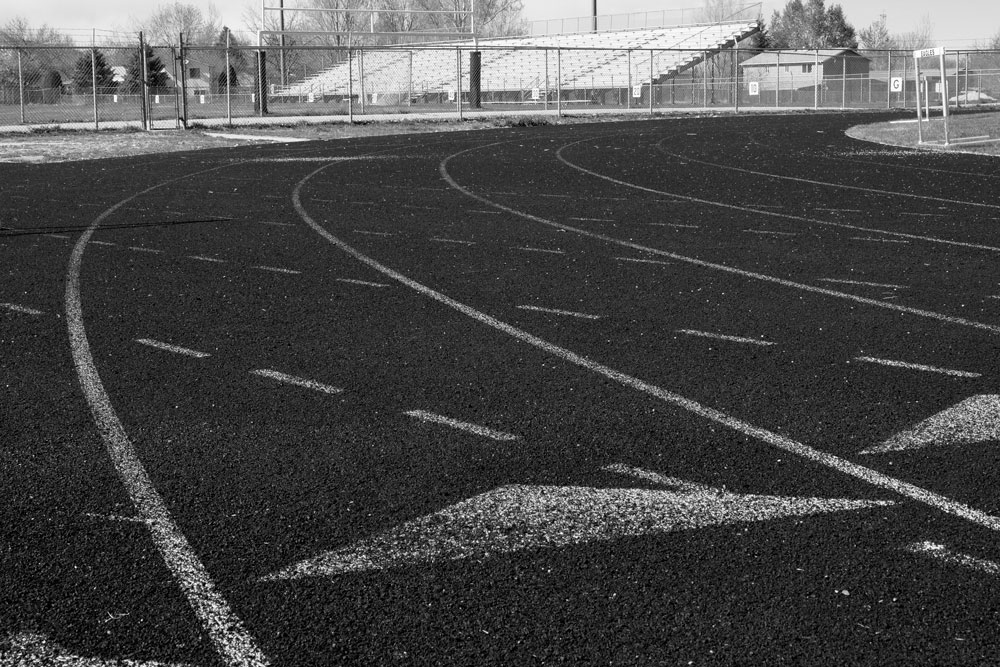 Track and Field at Thompson Valley High School, Loveland    Fujifilm X-E2 • Fuji XF18-135mm lens • 34.5mm • F22 • 1/60s • ISO 400