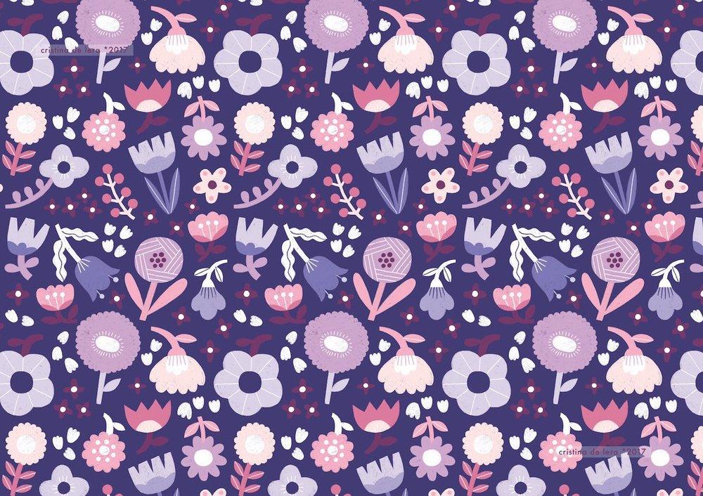 CristinadeLera-purpleflowerspattern.jpg