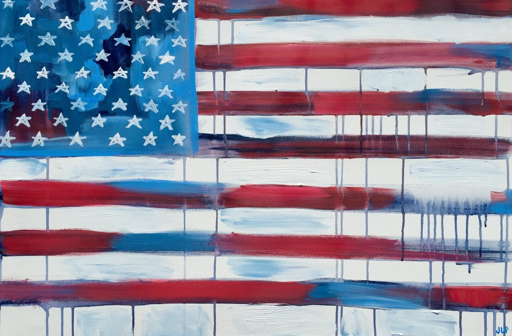 American Flag 24x36in.