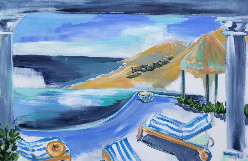 24x36in. Cabo San Lucas