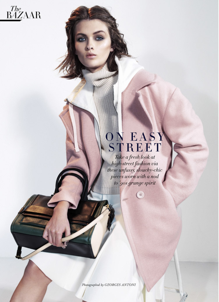 HARPERS BAZAAR On Easy Street