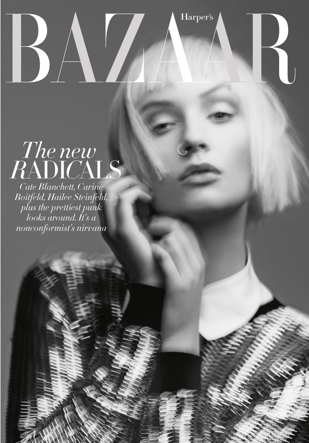 HARPERS BAZAAR  The New Radicals