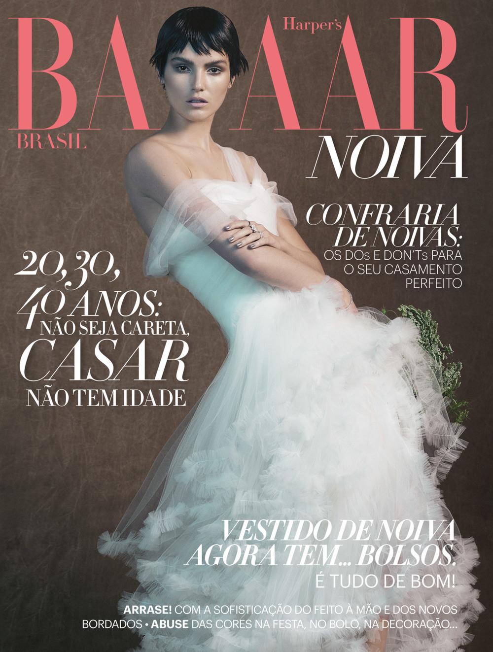 HARPERS BAZAAR  Brasil Cover