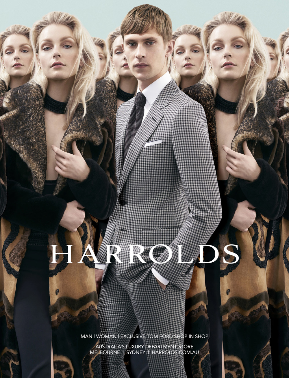 Harrolds SS15