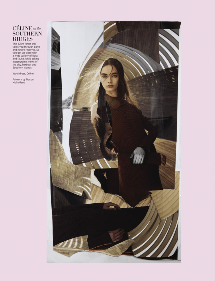 Harpers Bazaar Home Land
