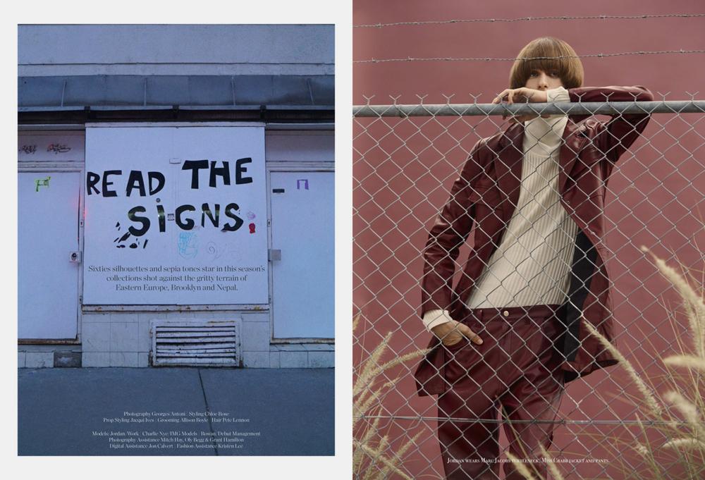 Manuscript Read The Signs