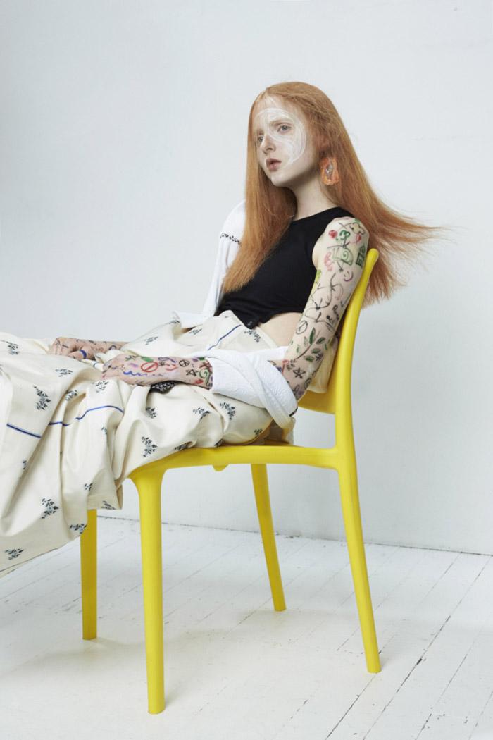 i-D Maddie Stubbington