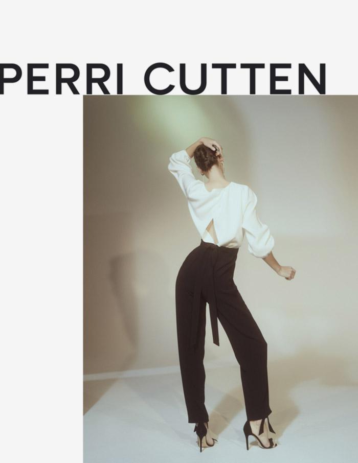Perri Cutten  ss17