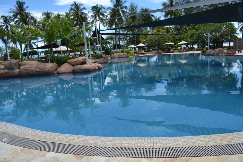 Meritus Pelangi Beach Resort Hotel, Langkawi   Code Used:SQ-144S &RCM-678