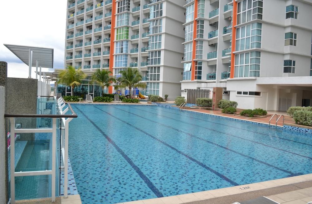 Oasis Ara Damansara Condominium, PJ   Code Used: JSQ-424 & SQ-443