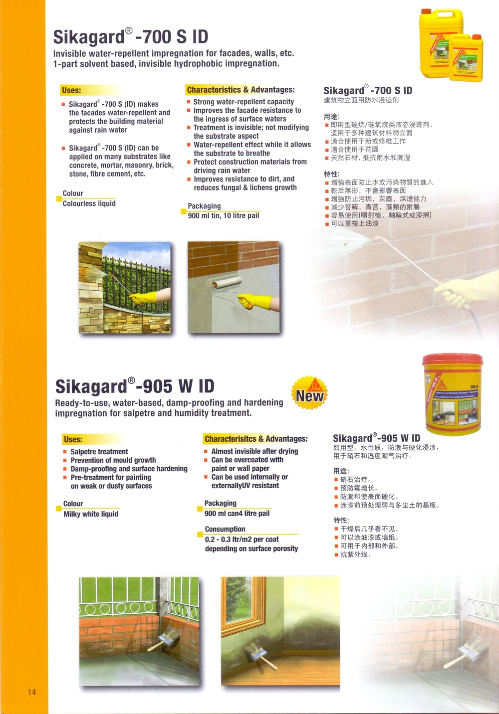 Sikagard - 700 S ID   Sikagard - 905 W ID