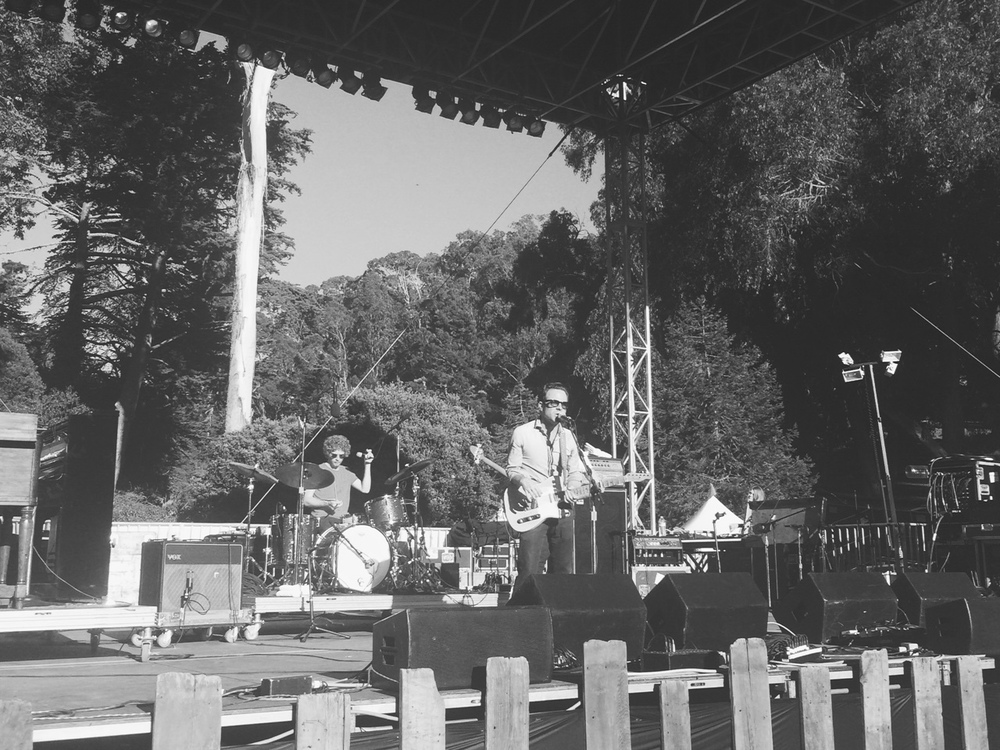Dawes, Hardly Strictly Bluegrass