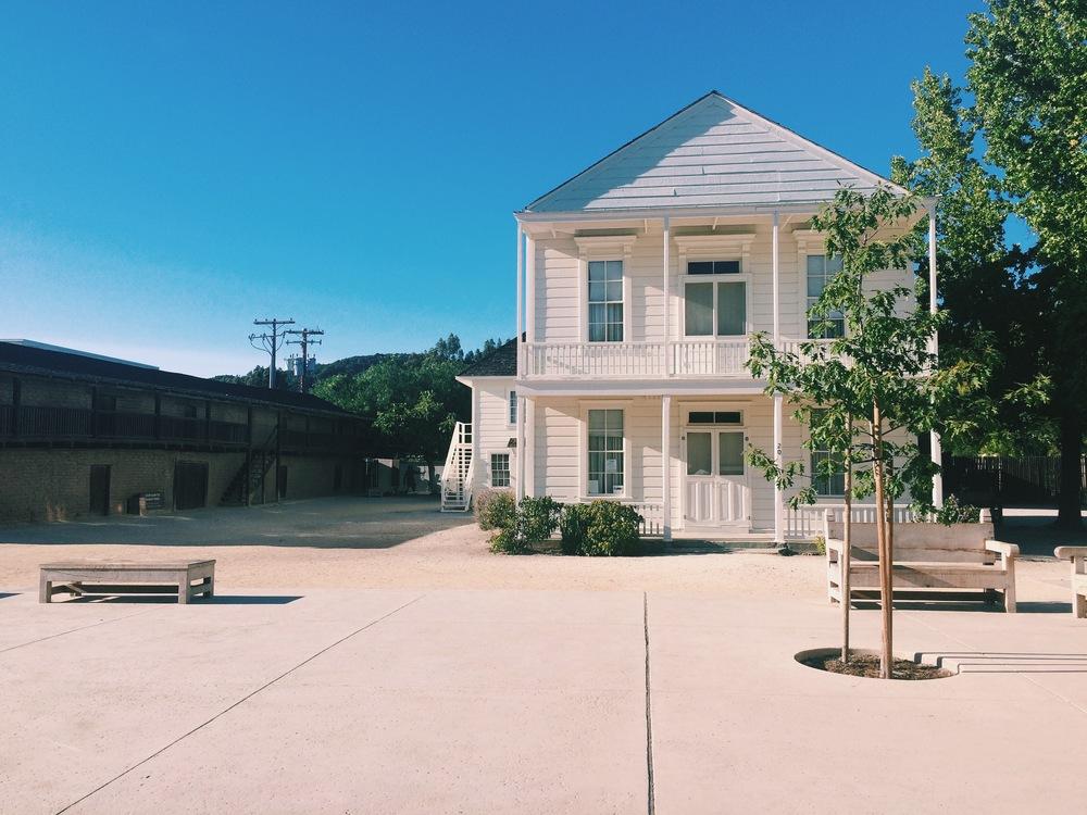 La Casa Grande, Sonoma Square -  Meghan Marsh King