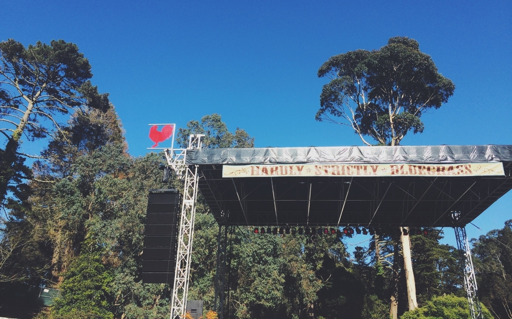 Hardly Strictly Bluegrass, 2014 | Photo Credit: Meghan Marsh King